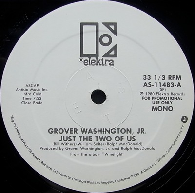 Download Just The Two Of Us Grover Washington Jr